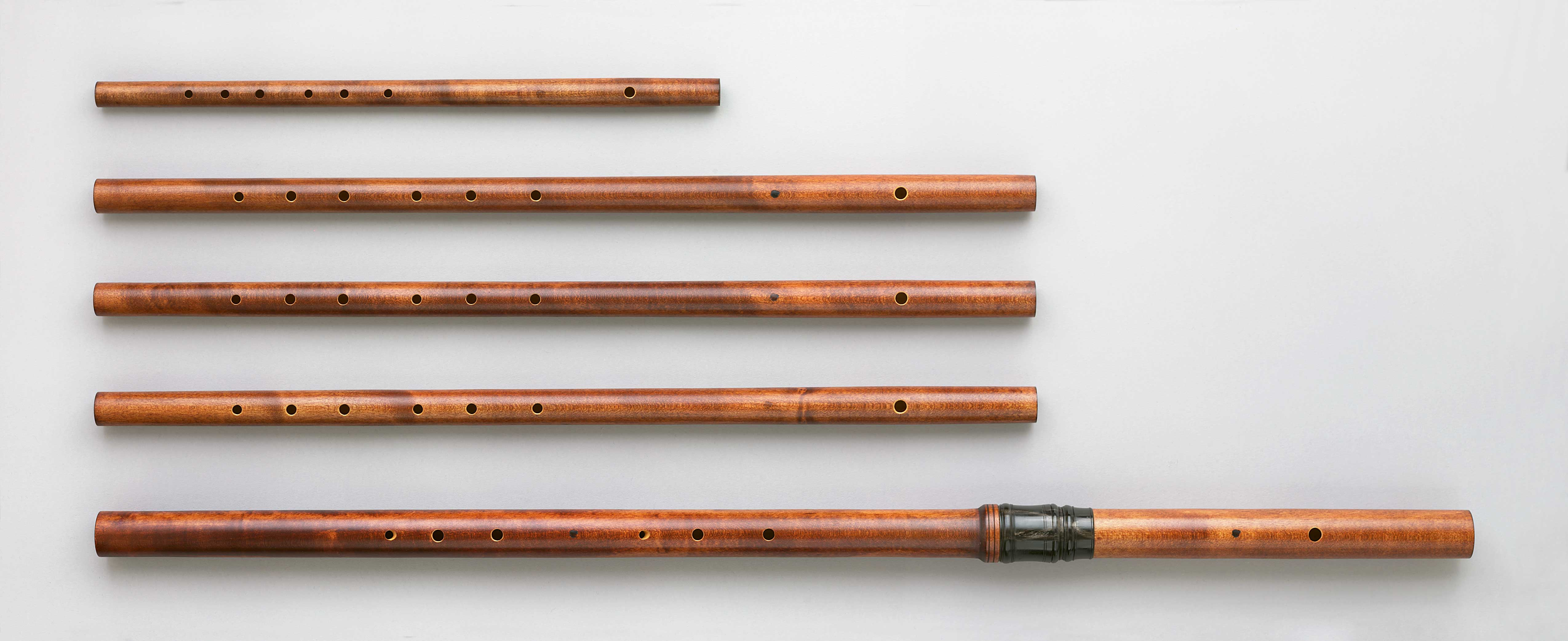 Woodwind family instruments woodwind family - Boaz Berney Historical Flutes